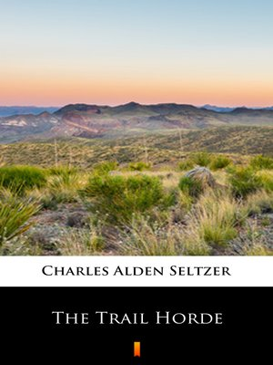 cover image of The Trail Horde