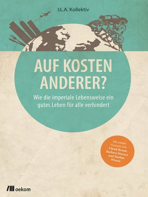 cover image of Auf Kosten Anderer?