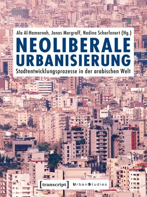 cover image of Neoliberale Urbanisierung