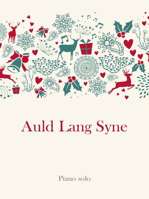cover image of Auld Lang Syne