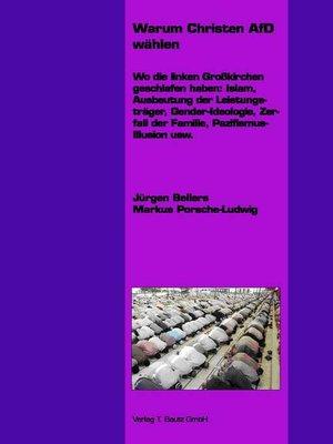 cover image of Warum Christen AfD wählen
