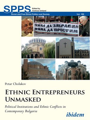 cover image of Ethnic Entrepreneurs Unmasked