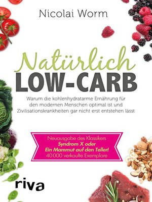 cover image of Natürlich Low-Carb