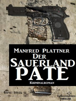cover image of Der Sauerland-Pate