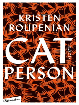 cover image of Cat Person