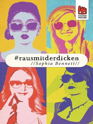 cover image of #rausmitderdicken