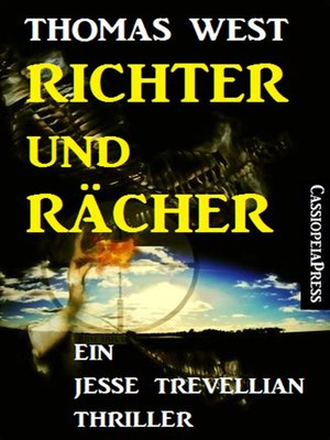 cover image of Richter und Rächer