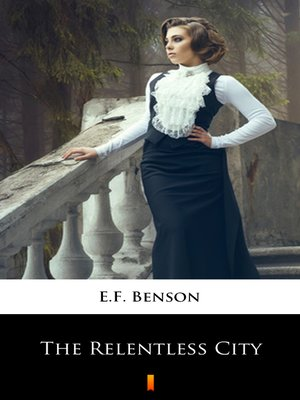 cover image of The Relentless City