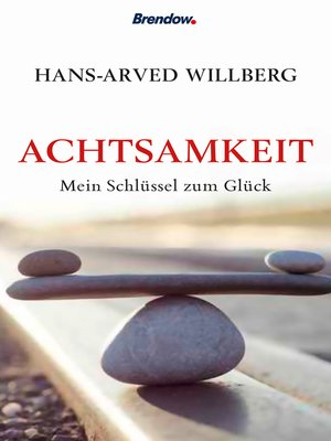 cover image of Achtsamkeit