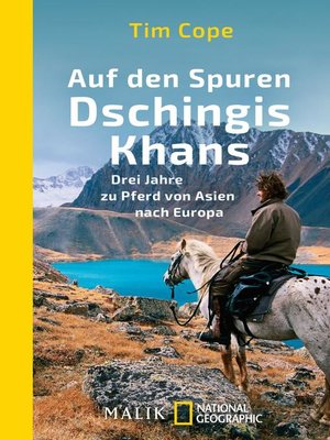 cover image of Auf den Spuren Dschingis Khans