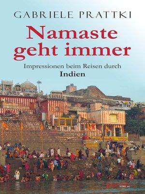 cover image of Namaste geht immer
