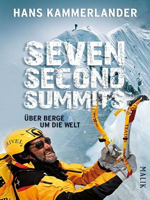 cover image of Seven Second Summits