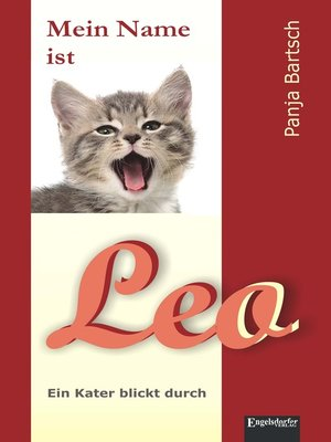 cover image of Mein Name ist Leo
