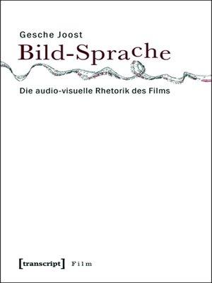 cover image of Bild-Sprache
