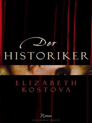 cover image of Der Historiker