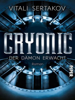 cover image of Serie Cryonic, Buch 1