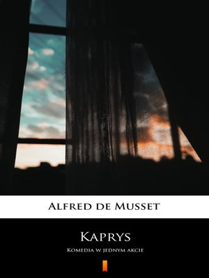 cover image of Kaprys
