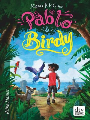 cover image of Pablo und Birdy