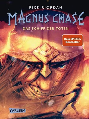 cover image of Magnus Chase 3