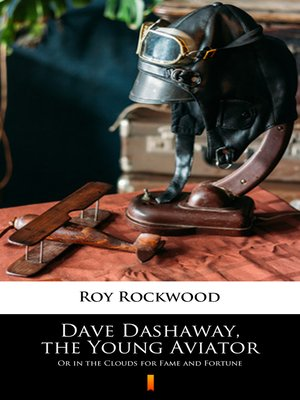 cover image of Dave Dashaway, the Young Aviator