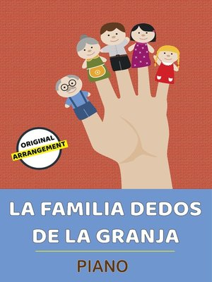 cover image of La Familia Dedos De La Granja