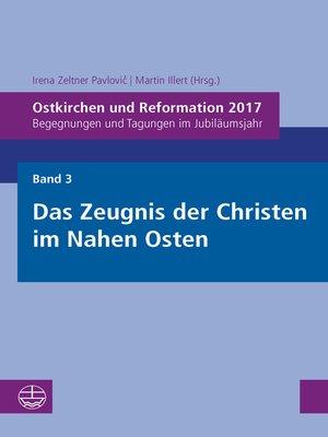 cover image of Ostkirchen und Reformation 2017