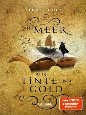 cover image of Ein Meer aus Tinte und Gold (Das Buch von Kelanna 1)