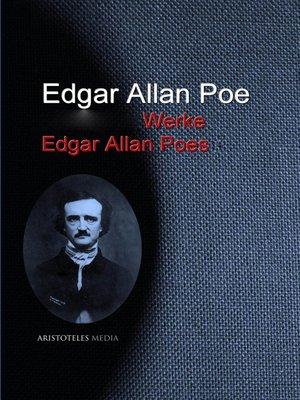 cover image of Gesammelte Werke Edgar Allan Poes