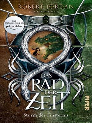 cover image of Das Rad der Zeit 12. Das Original