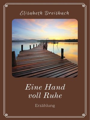 cover image of Eine Hand voll Ruhe