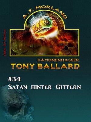 cover image of Tony Ballard #34