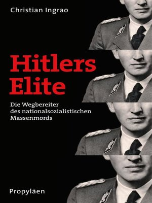 cover image of Hitlers Elite