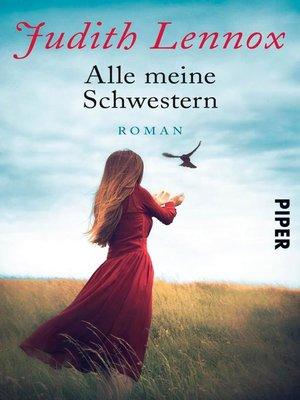 cover image of Alle meine Schwestern