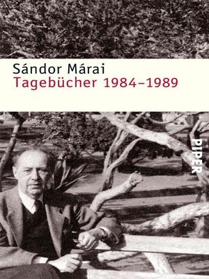 cover image of Tagebücher 1984-1989