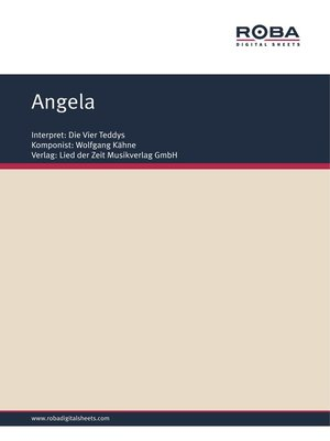 cover image of Angela