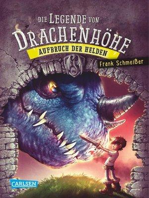 cover image of Die Legende von Drachenhöhe 2
