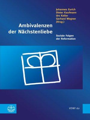 cover image of Ambivalenzen der Nächstenliebe