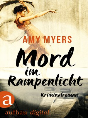 cover image of Mord im Rampenlicht