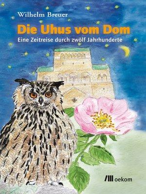 cover image of Die Uhus vom Dom