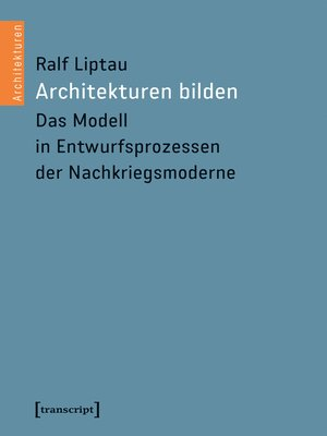 cover image of Architekturen bilden