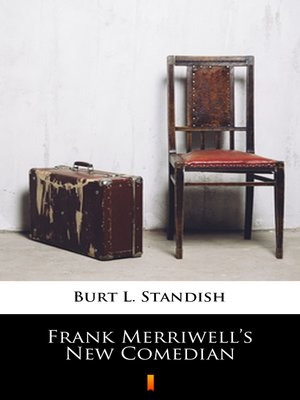 cover image of Frank Merriwell's New Comedian