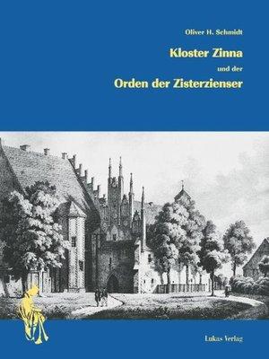 cover image of Kloster Zinna und der Orden der Zisterzienser