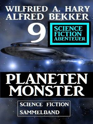cover image of Planetenmonster