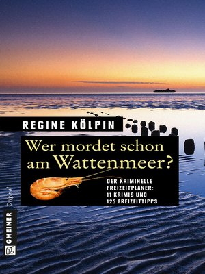 cover image of Wer mordet schon am Wattenmeer?