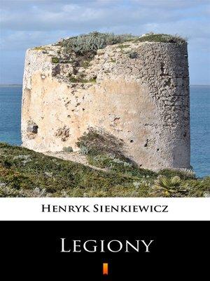 cover image of Legiony