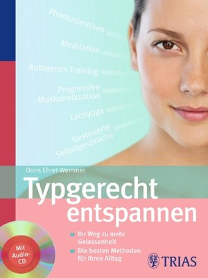cover image of Typgerecht entspannen