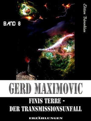 cover image of Finis Terre--Der Transmissionsunfall