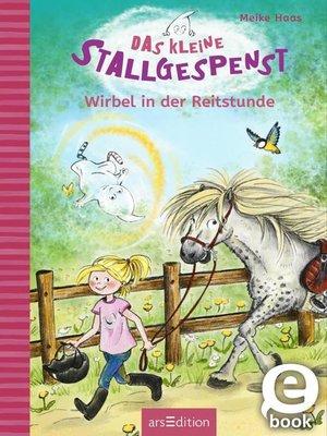 cover image of Serie Das kleine Stallgespenst, Buch 2