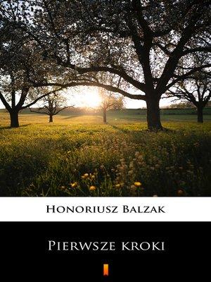 cover image of Pierwsze kroki