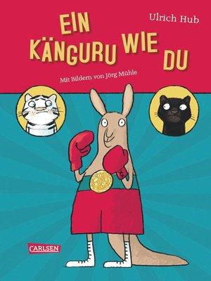 cover image of Ein Känguru wie du